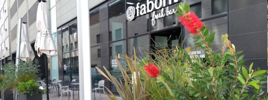 Decoració de terrasses de bars, restaurants i hotels
