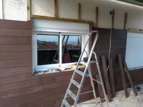 Resolviendo los problemitas como el acabado alrededor de la ventana