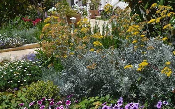 Diseño de jardines y paisajismo