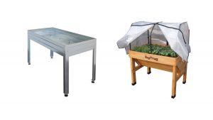 Huertoshop - mesas de cultivo